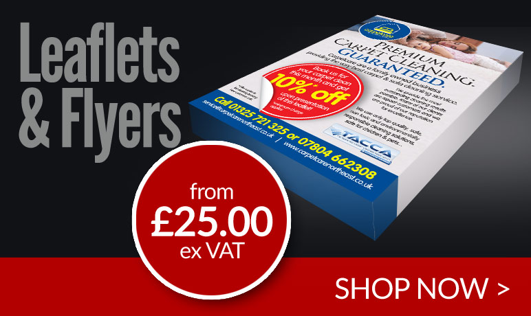 cheap printed leaflets and flyers