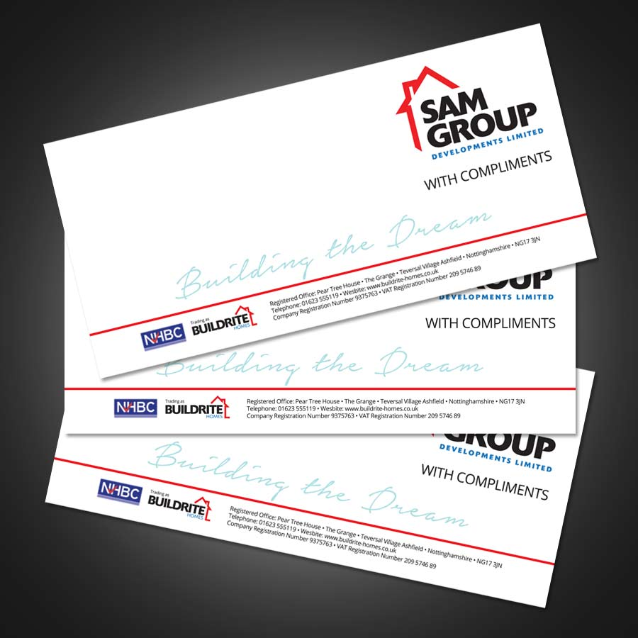 250 Compliment Slips - cheap leaflets and business cards printing at ...